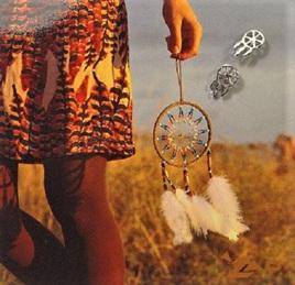 Zad Earrings - Little Dreamcatchers