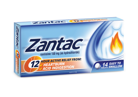 Zantac Relief 150mg tablets 14s