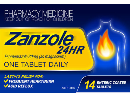 Zanzole 20mg Tablets