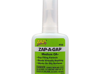 ZAP CA+ Medium Viscosity 1oz
