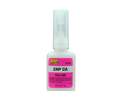 ZAP CA Thin Viscosity 1/2oz
