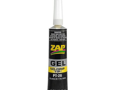 ZAP GEL CA Extra Thick Viscosity 1oz