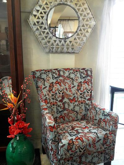 Zara Chair & Sofa