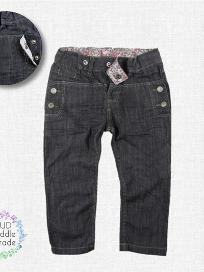Zara charcoal jeans