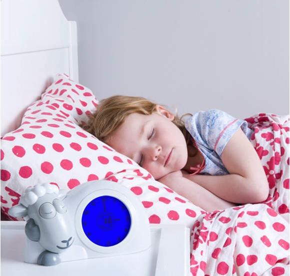Zazu Sam Sleep training clock helps your little one get to sleep