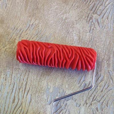 Zebra Skin Art Roller