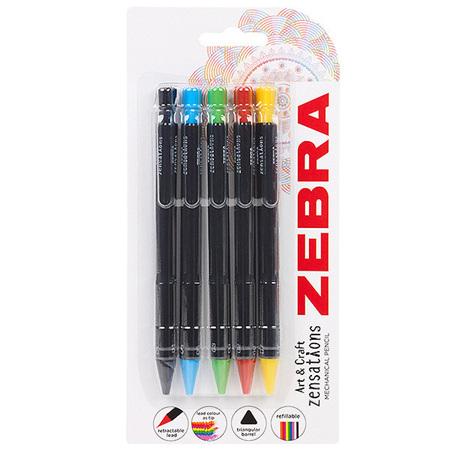 Zebra Zensations Mechanical Pencils