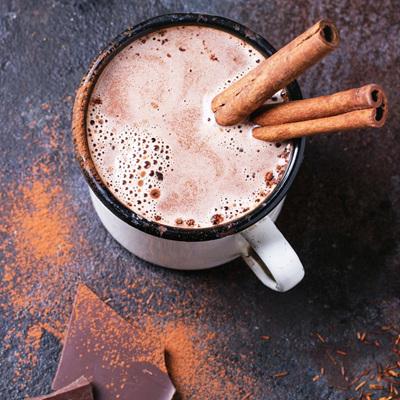 Zee Tea Organic Feel Good Chocolate