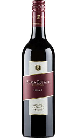 Zema Estate Coonawarra Shiraz