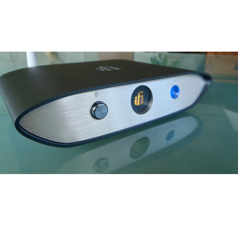 Zen Blue at Totallywired for Bluetooth Streaming to your audio system