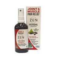 ZEN Herbal liniment joint and muscle relief