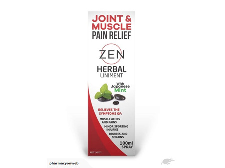 Zen Herbal Spray 100ml