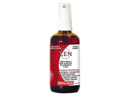 ZEN THERAP. HERBAL LINIMENT - SPR 100ML
