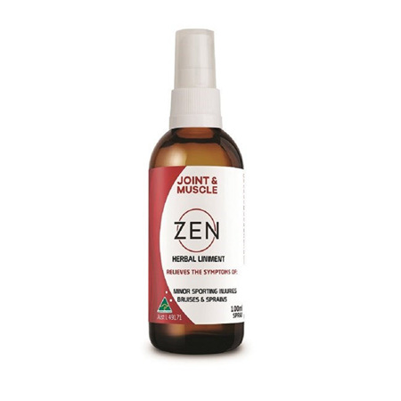 Zen Therapy Herbal Liniment Spray 100ml