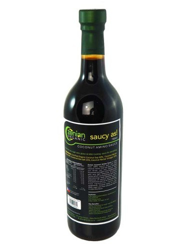 Zenian Organic Coconut Aminos - 350ml