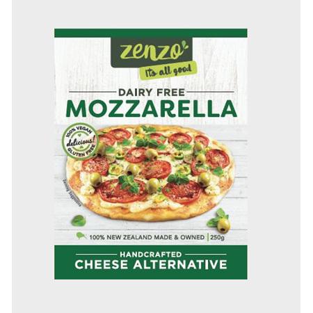 Zenzo Dairy Free Vegan Mozzarella