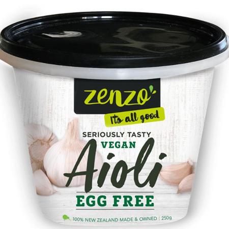 Zenzo Vegan Aioli - 250g