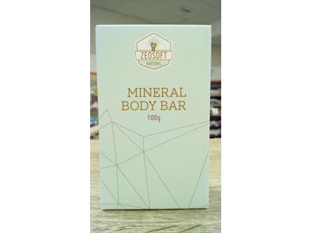 Zeosoft Mineral Body Bar