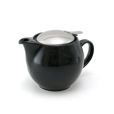 ZERO TEAPOT 350ML NOBU BLACK
