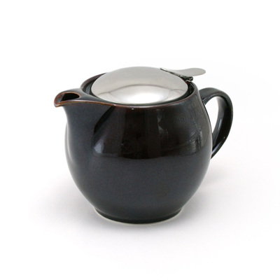 ZERO TEAPOT 350ML NOBU BLACK 81670