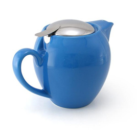 ZERO TEAPOT 580ML SKY BLUE