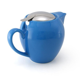 ZERO TEAPOT 580ML SKY BLUE 81085