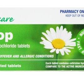Zetop Tablets