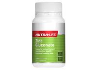 Zinc Gluconate - 50 Caps