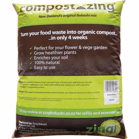 ZingBokashi Compost-Zing 1Kg