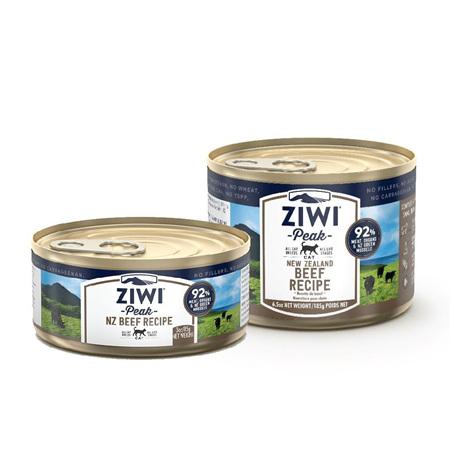 Ziwi Peak Cat Cans - Beef