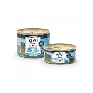 Ziwi Peak Cat Cans - Mackerel & Lamb