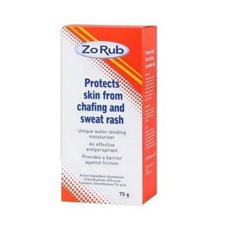 ZO RUB ANTI CHAFING CRM 75G