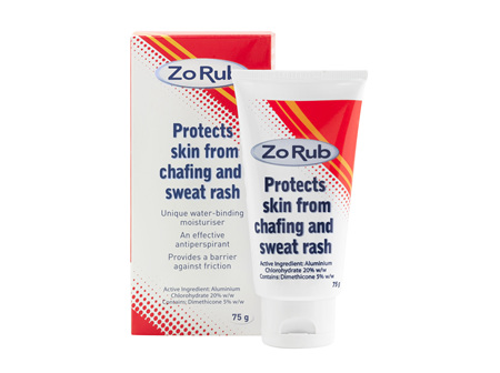 Zo-Rub for Chafing 75g