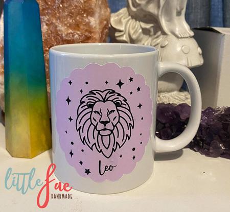 Zodiac Star Sign Mugs 2