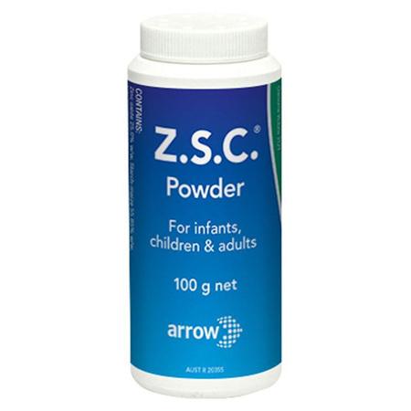 ZSC POWDER 100G