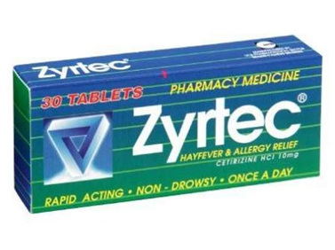 Zyrtec Tablets